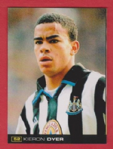 Newcastle United Kieron Dyer England